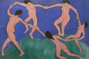 La Danza, Matisse